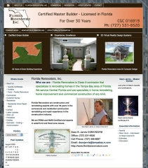 Master Builder Contractor - Largo, Florida