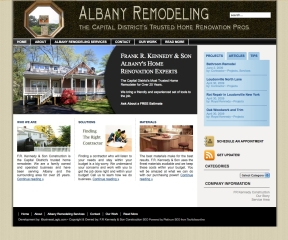 Albany Remodeling - New York State Contractor