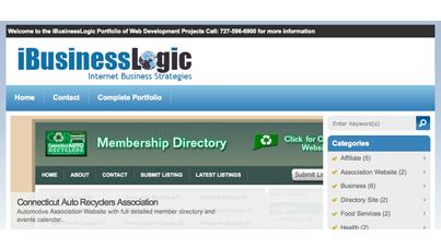 iBusinessLogic Web Development Portfolio – Great place for ideas