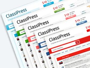 classipress-five-colors
