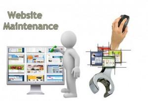web-maintaince