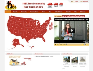 Smoking Hot Real Estate Foreclosure / Short Sale Member Site