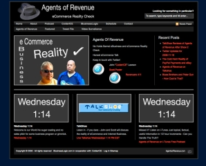 Agents of Revenue - Podcast Radio Show - TalkShoe