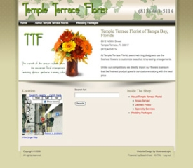 Temple Terrace Florist – Local Tampa Bay Small Business