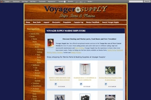 Voyager Supply Ships Store