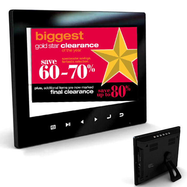 Simple Displays – Digital Signage is Affordable